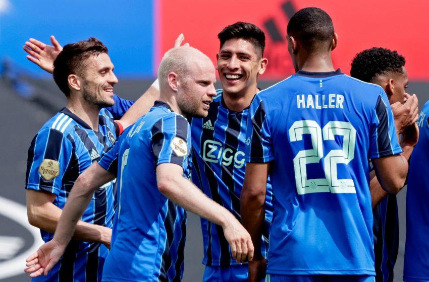 No De Klasieker, Feyenoord marca dois gols contra e Ajax vence por 3 a 0