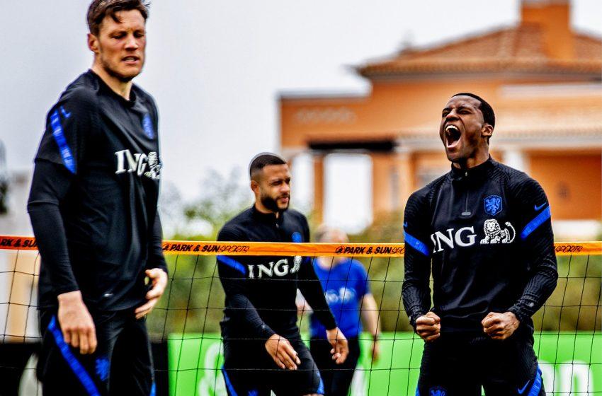 Georginio Wijnaldum comenta sobre ser capitão da Holanda na Eurocopa