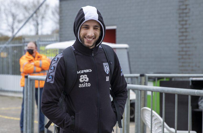 Heracles Almelo fica com Ismail Azzaoui por mais uma temporada
