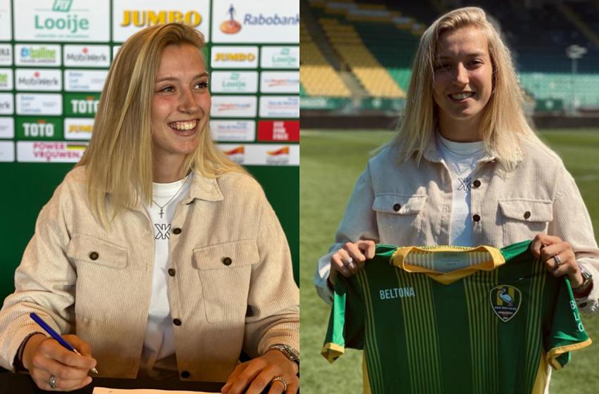 ADO Den Haag renova por mais uma temporada o contrato de Jannette van Belen