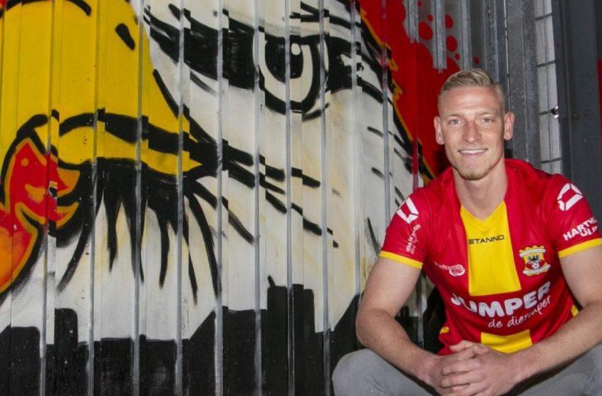 Go Ahead Eagles anuncia contratação de Joris Kramer