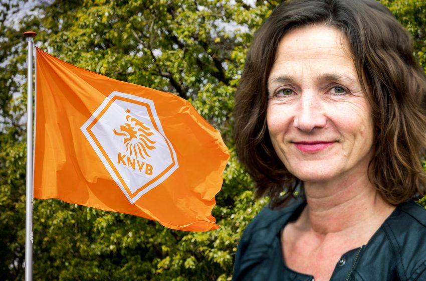 Marianne van Leeuwen deverá suceder a Eric Gudde na KNVB