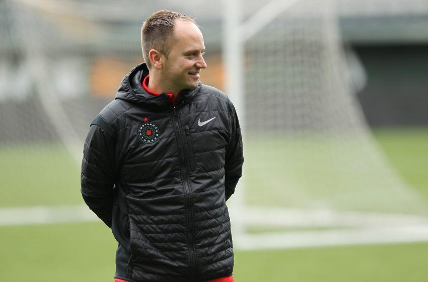 Mark Parsons será o novo treinador da seleção feminina holandesa