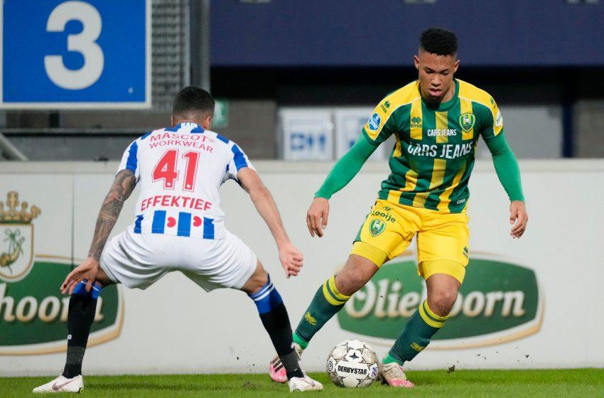 Milan van Ewijk poderá trocar o ADO Den Haag pelo SC Heerenveen