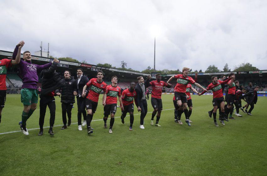 NEC Nijmegen não sofre para ganhar do Roda JC Kerkrade por 3 a 0