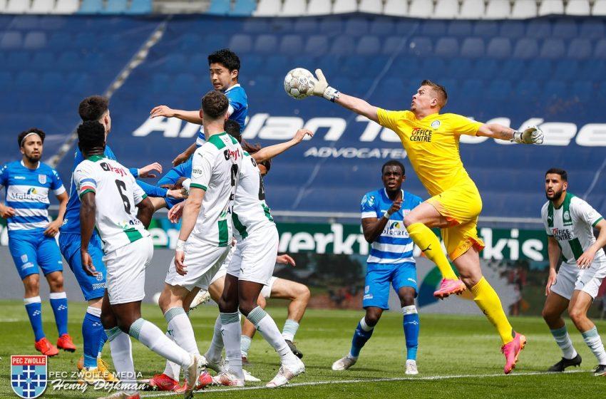 Sem Arjen Robben, FC Groningen perdeu para o PEC Zwolle por 1 a 0