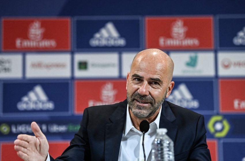 Peter Bosz assume o comando do Olympique Lyonnais
