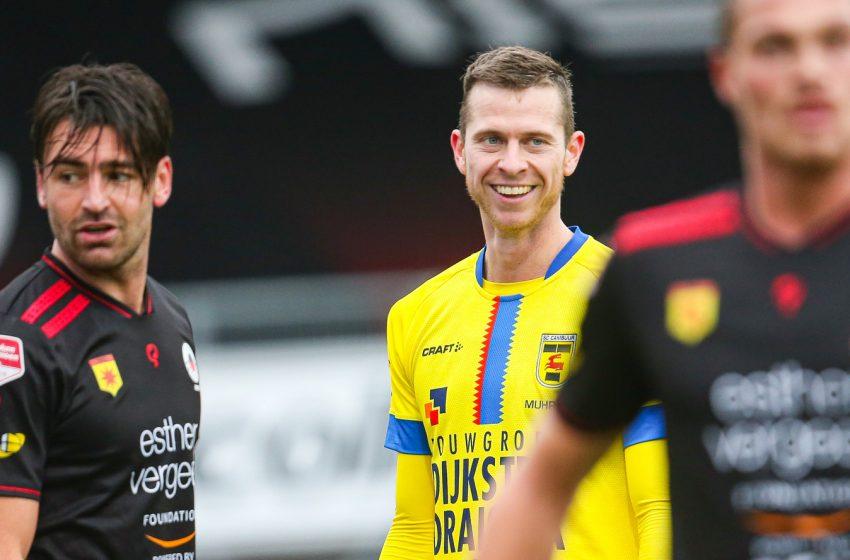 FC Twente demonstra interesse em Robert Mühren do SC Cambuur que quer manter atacante para a próxima temporada