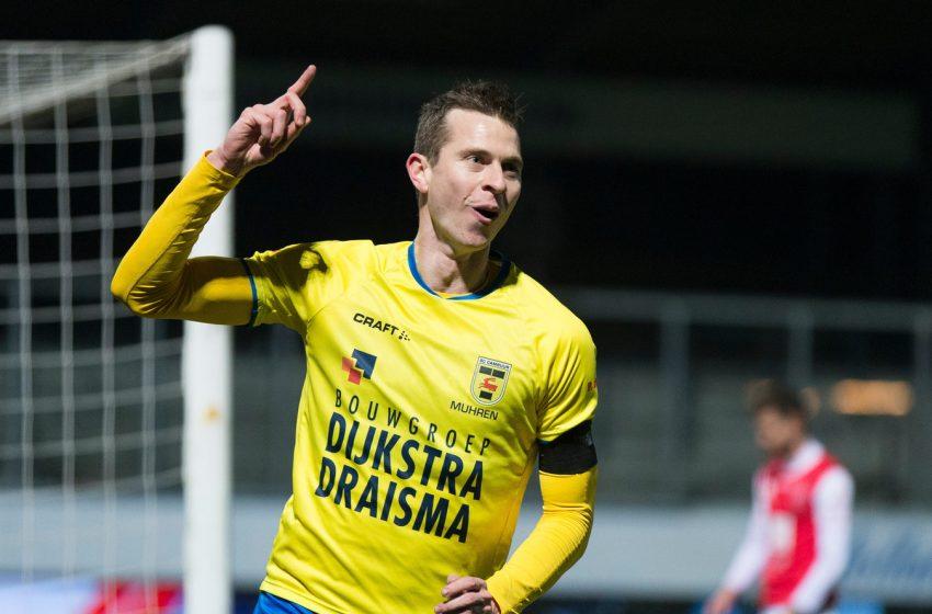 Robert Mühren retorna para o FC Volendam