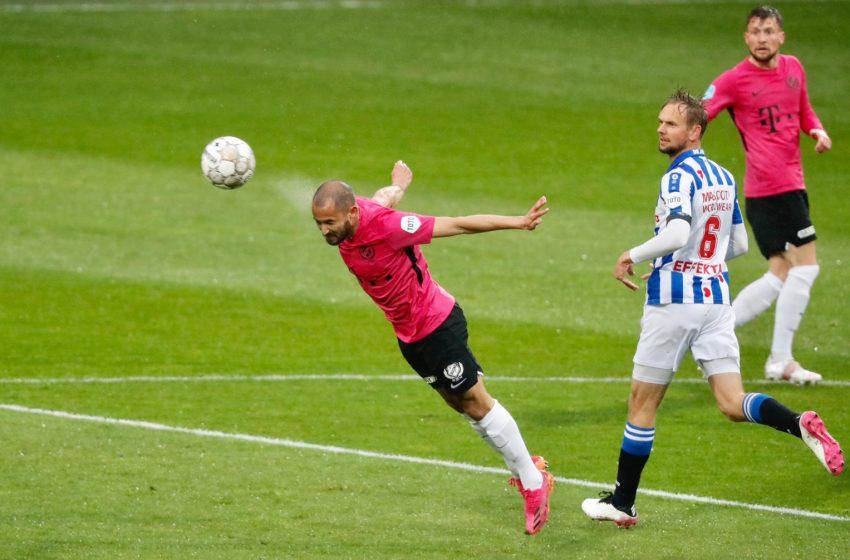 SC Heerenveen e FC Utrecht ficam no empate sem gols