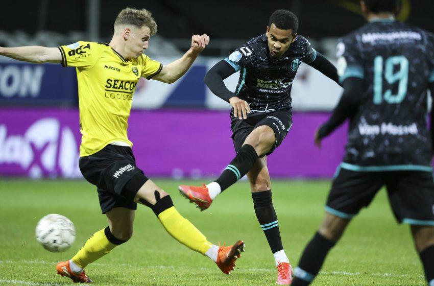 Na briga para se livrar do rebaixamento, VVV-Venlo e RKC Waalwijk terminaram empatados em 3 a 3