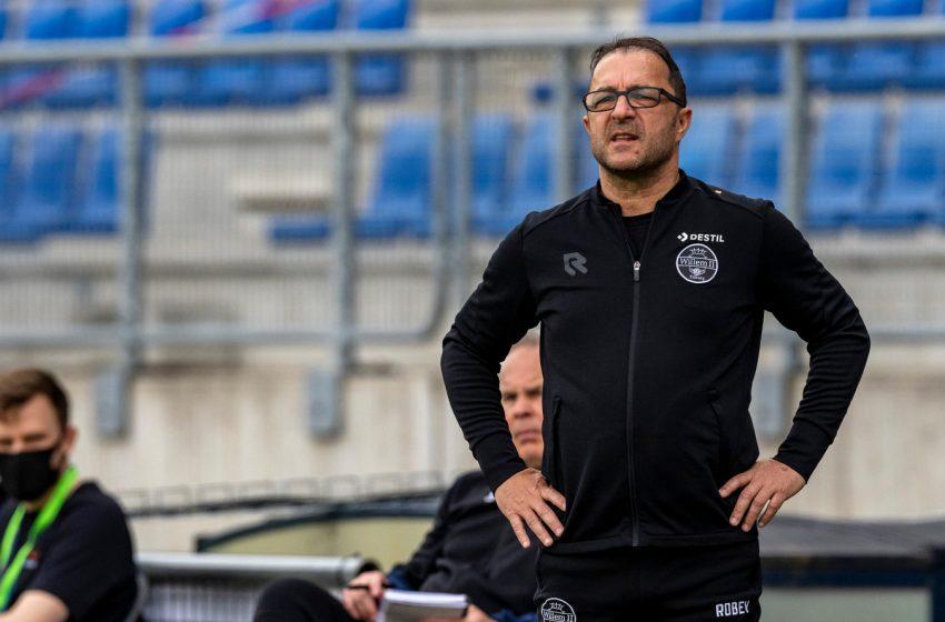 Željko Petrović não é mais treinador do Willem II