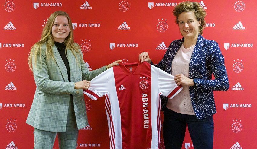 Ajax anuncia as contratações de Tiny Hoekstra e Nadine Noordam