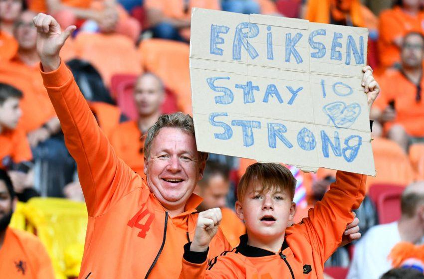 Mais de 5 milhões de pessoas assistiram na Holanda a estreia na Eurocopa