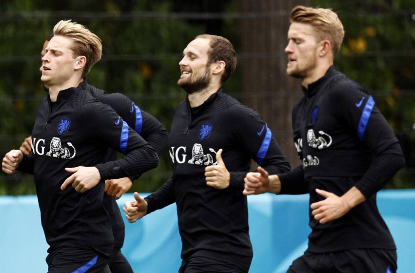Holanda volta a treinar nesta quinta-feira