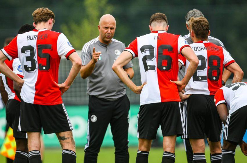 No primeiro amistoso da pré-temporada, Feyenoord empata com AA Gent da Bélgica