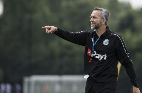 22-06-2019: Voetbal: Eerste training FC Groningen: Groningen. assistent-trainer Adrie Poldervaart of FC Groningen,