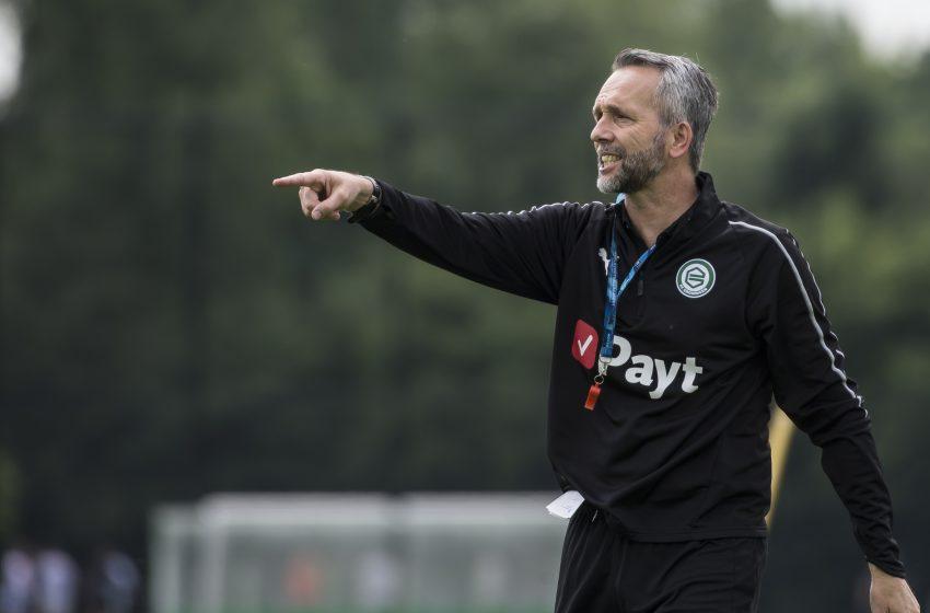 Adrie Poldervaart não será o treinador do De Graafschap