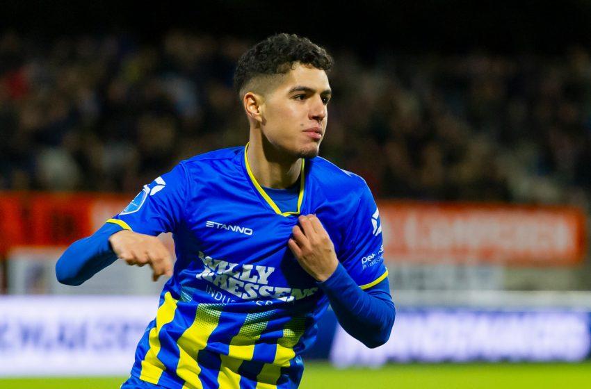 Anas Tahiri deixa o RKC Waalwijk e assina com clube romeno