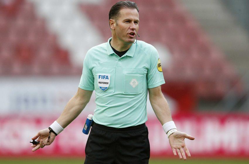 Confira a escala de árbitros para a nona rodada da Eredivisie 2021/22