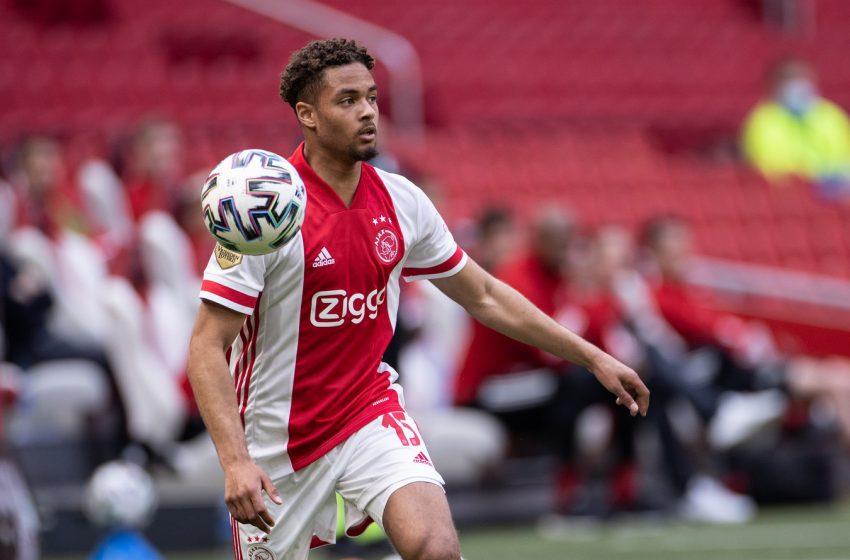 Devyne Rensch renova com o Ajax até o final da temporada 2024/25