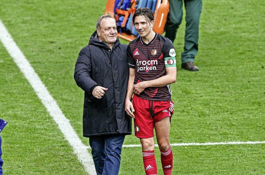 Dick Advocaat acredita que Steven Berghuis deveria escolher o Ajax