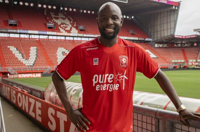 Jody Lukoki é mais um reforço do FC Twente