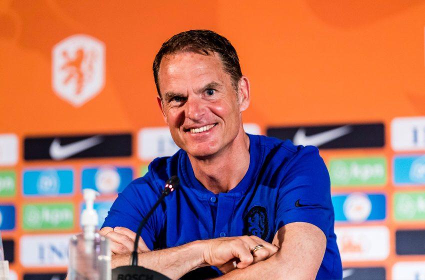 Frank de Boer está admirado com Cody Gakpo e Jurriën Timber