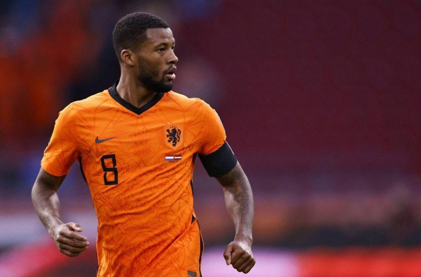 Georginio Wijnaldum afirma ter visto melhora na seleção holandesa
