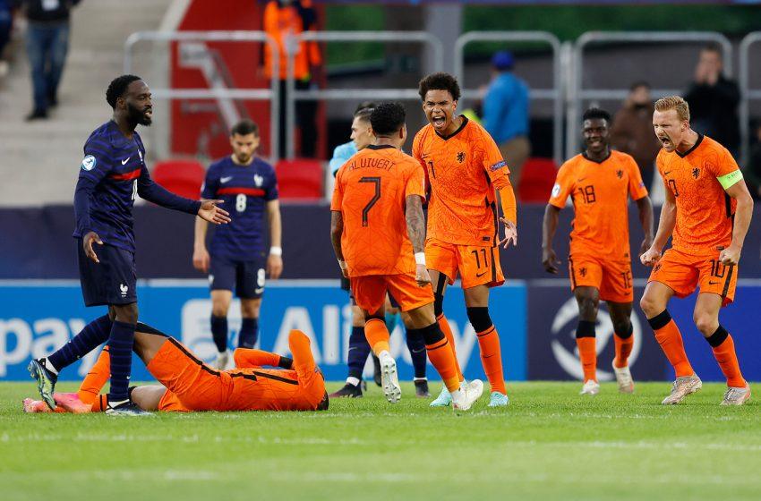 Alemanha será o adversário da Holanda na semifinal da Eurocopa Sub21