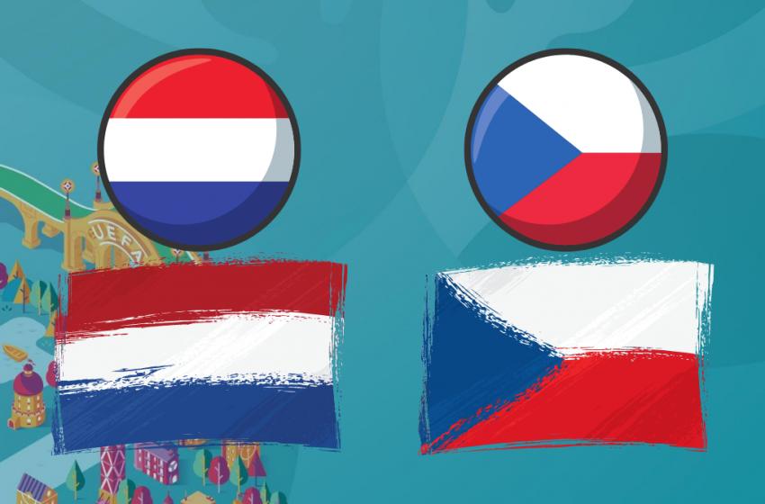 Holanda jogará contra a República Tcheca nas oitavas de finais da Eurocopa