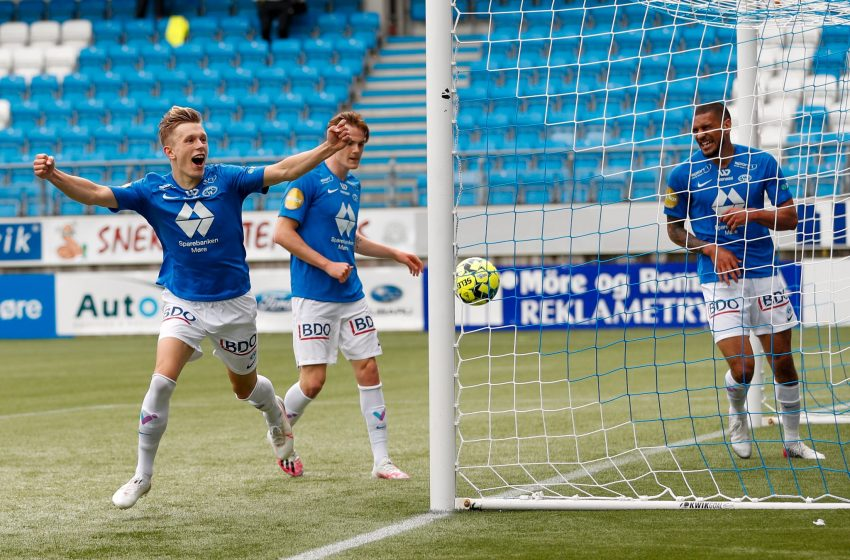 Marcus Holmgren Pedersen é alvo do Feyenoord