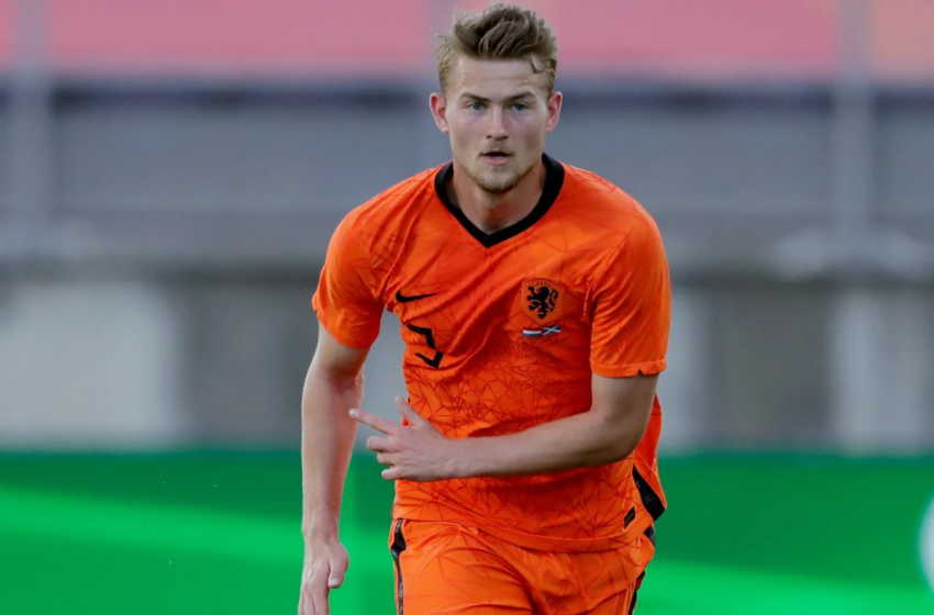 Matthijs de Ligt lamenta atuação da Holanda em empate contra a Escócia