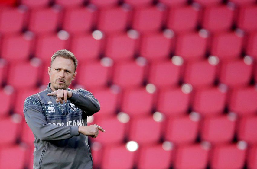 Michele Santoni é o novo treinador do FC Dordrecht