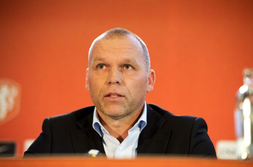 Nico-Jan Hoogma alerta que KNVB tem pressa em anunciar o novo treinador