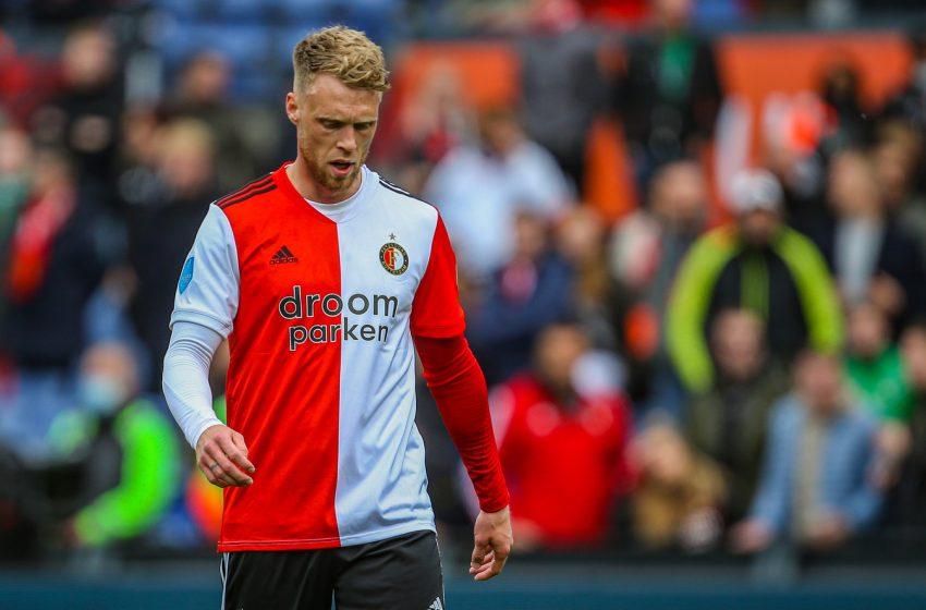 Nicolai Jørgensen não faz mais parte dos planos do Feyenoord