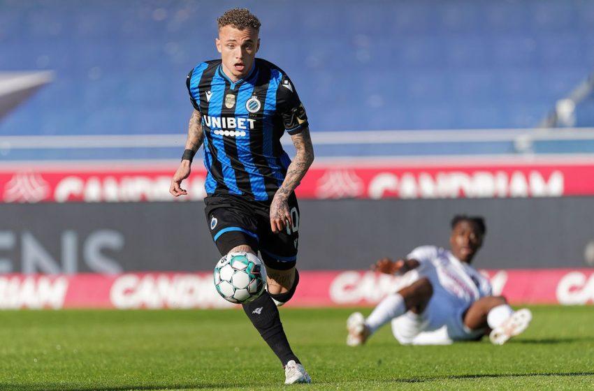 Leeds United quer tirar Noa Lang do Club Brugge KV