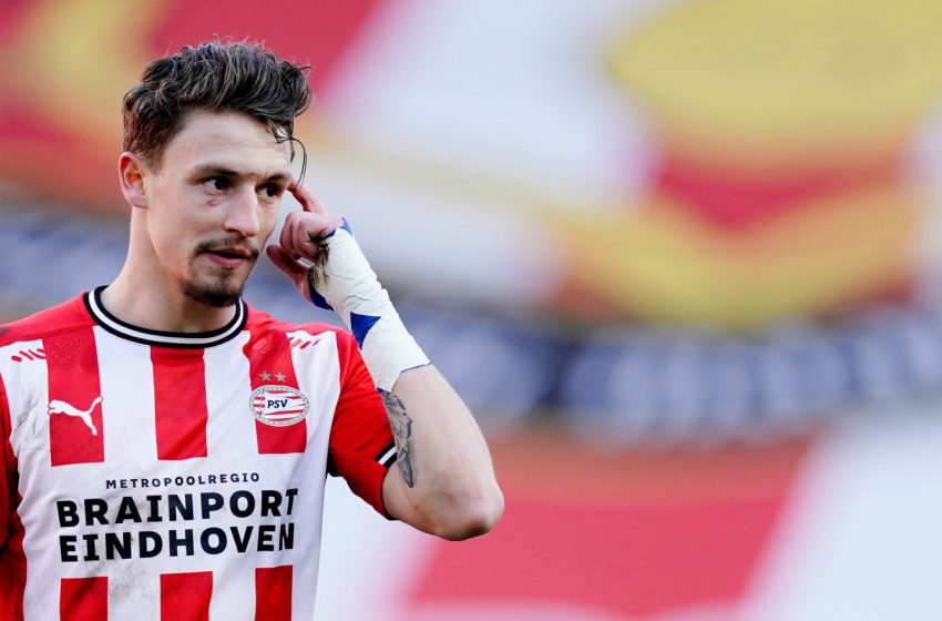 PSV renova contrato de Olivier Boscagli