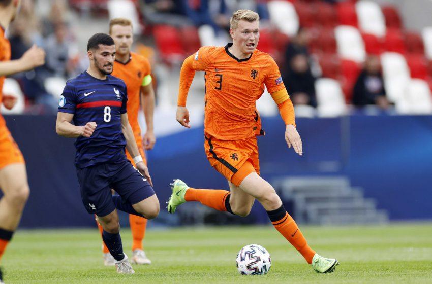 Dani de Wit e Perr Schuurs entre os melhores jogadores da Eurocopa Sub21