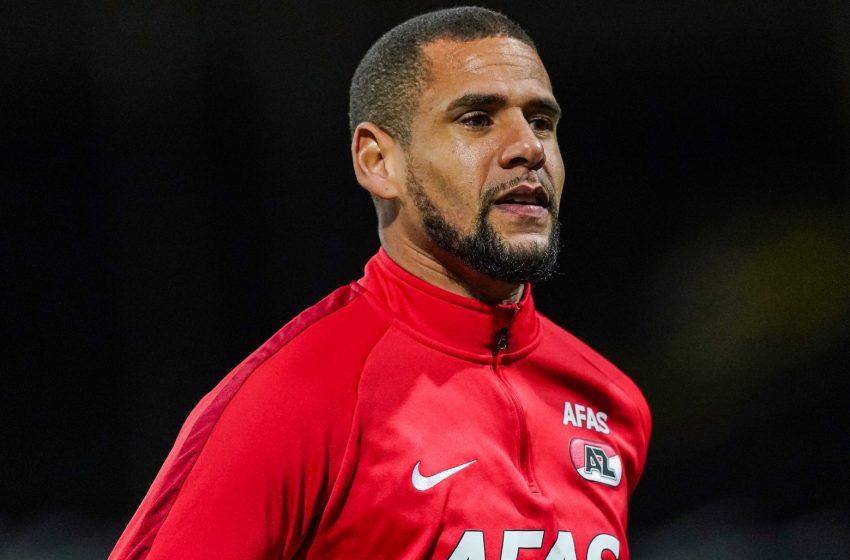 Ramon Leeuwin é o novo contrato do Almere City FC
