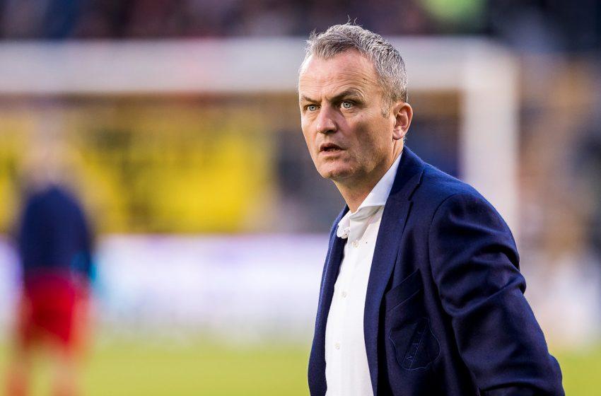 Rob Penders é o novo treinador do FC Eindhoven