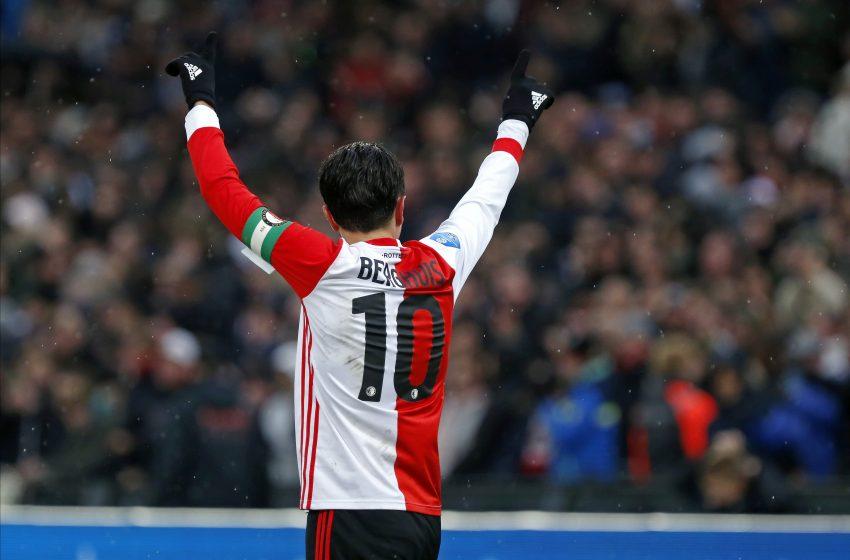 Steven Berghuis abre mão de quantia para assinar com o Ajax