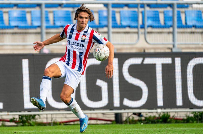 Victor van den Bogert poderá reforçar o FC Den Bosch