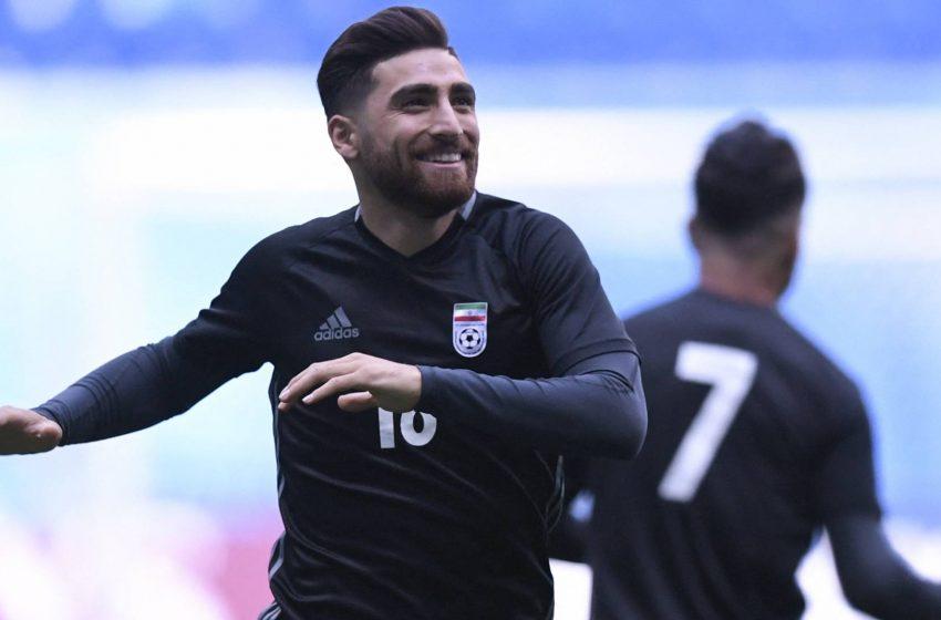 Alireza Jahanbakhsh assina com o Feyenoord