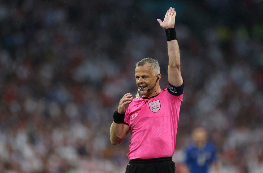 Björn Kuipers apitará último jogo da sua carreira na SuperCopa da Holanda