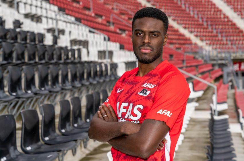 Bruno Martins Indi é jogador do AZ Alkmaar em definitivo