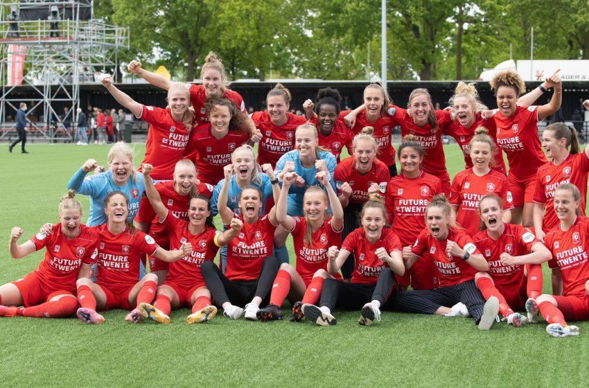 FC Twente estreia na Liga dos Campeões feminina contra Tbilisi Nike