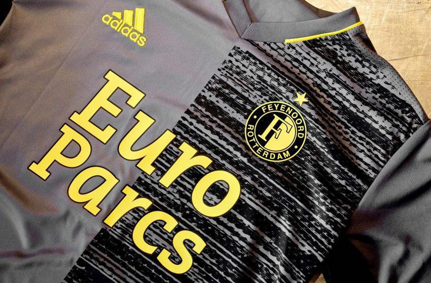 Confira o segundo padrão do Feyenoord para a temporada 2021/22