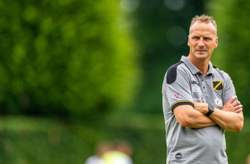 Edwin de Graaf é o novo treinador do NAC Breda