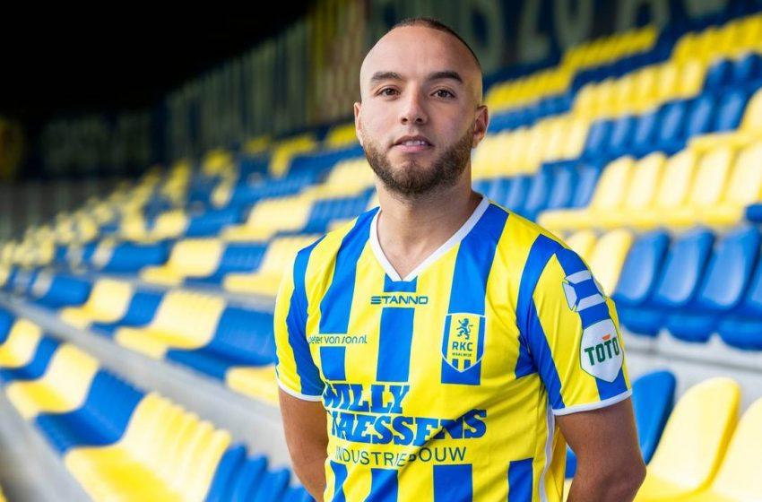 Iliass Bel Hassani é o primeiro reforço do RKC Waalwijk